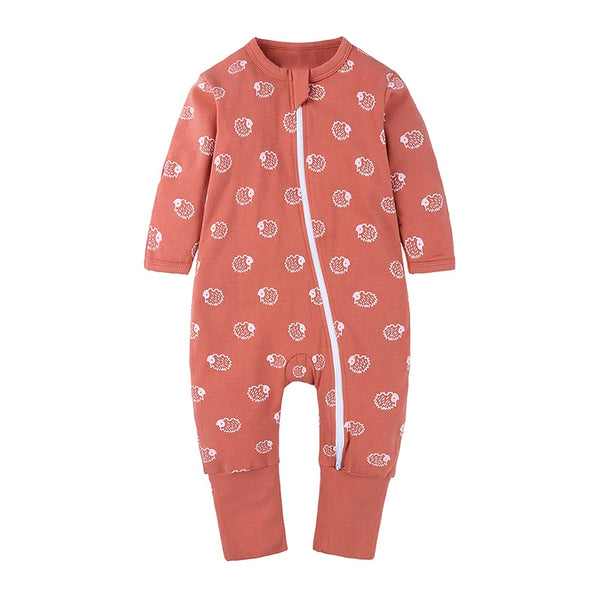 Unisex Baby Comfy Cute Handy Long Sleeve Rompers