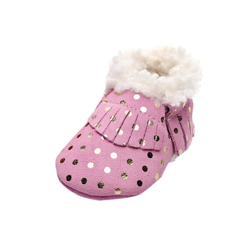 Baby Winter Warm Soft Sole Comfortable Shoes