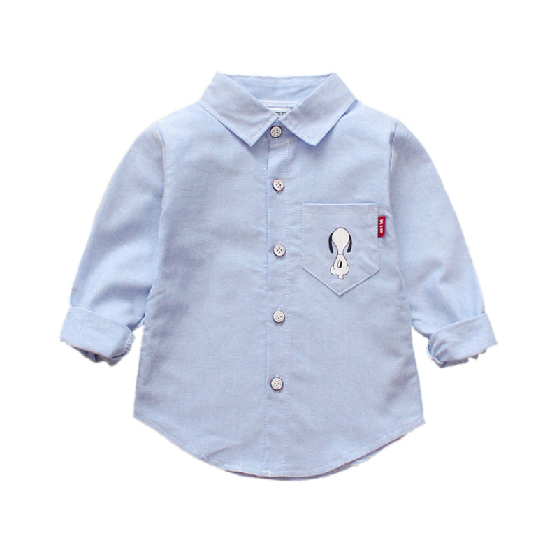 Kids Comfortable Cotton Cute Tops