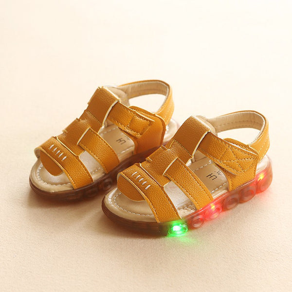 Unisex LED Light Up Non-slip Sandals