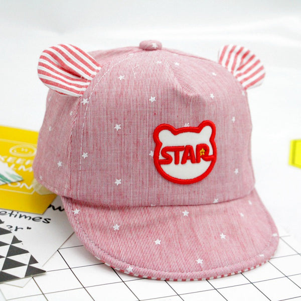 Unisex Cute Cartoon Rabbit Hat