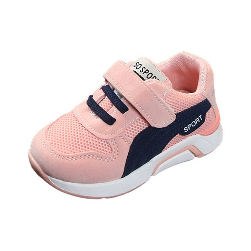 Unisex Anti-slip Breathable Soft Sole Running Shoes