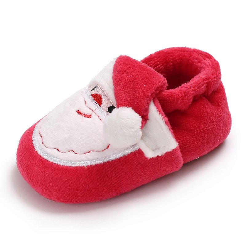 Christmas Deer Style Kids Shoes First