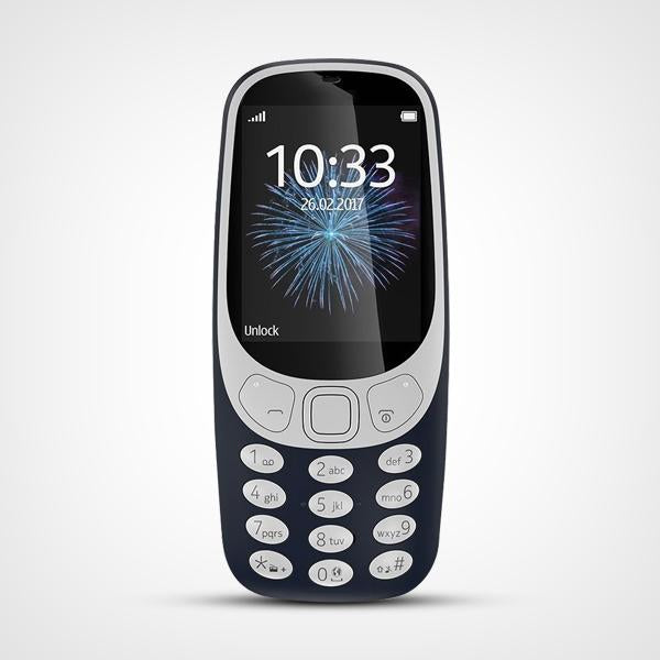 Classic 3310 2.4 INCHES  (1 YEAR WARRANTY)