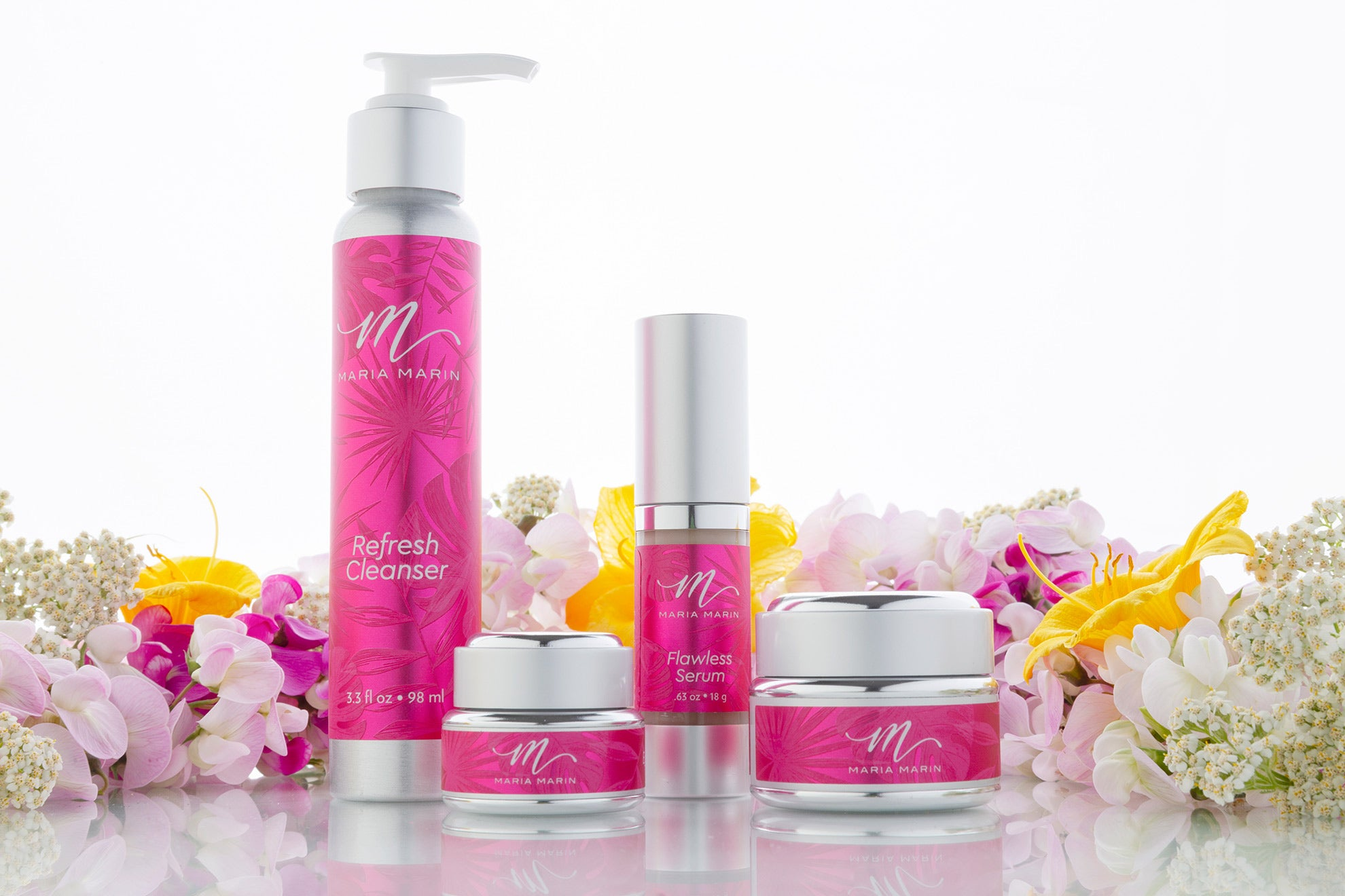 MARIA MARIN BEAUTY PRODUCT BENEFITS
