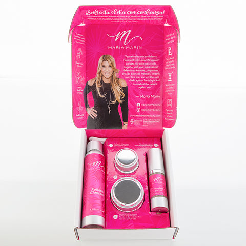 Maria Marin Beauty Kit - Subscribe and Save for 28% discount