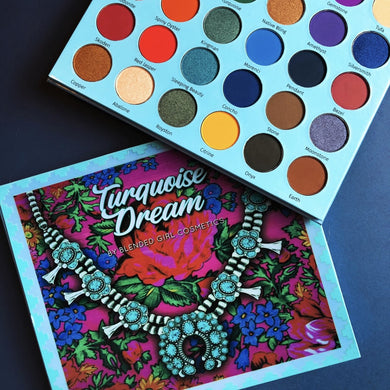 Turquoise Dream Palette
