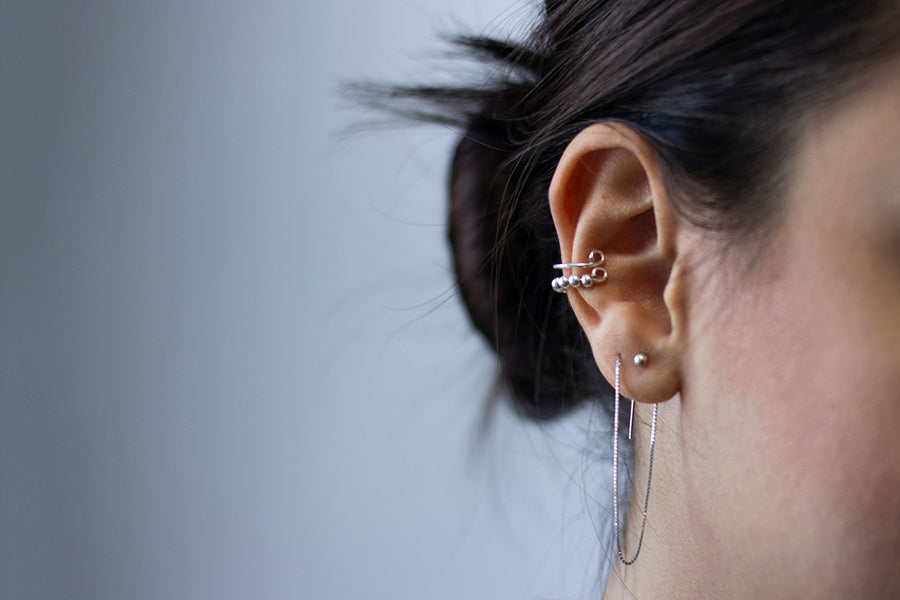 10 types of ear piercing you need to know
