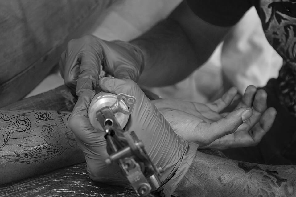 A GLOSSARY OF TATTOOING - PART TWO