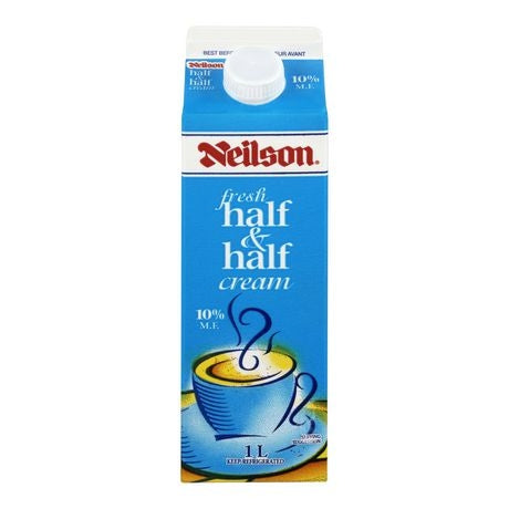 Neilson 10% Cream 1L *Local Offices Only*