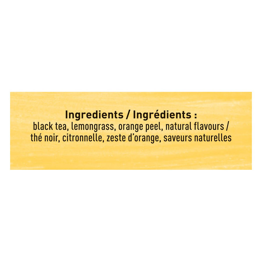 Higgins & Burke Treetop Lemon Filterbag Tea 20 Count