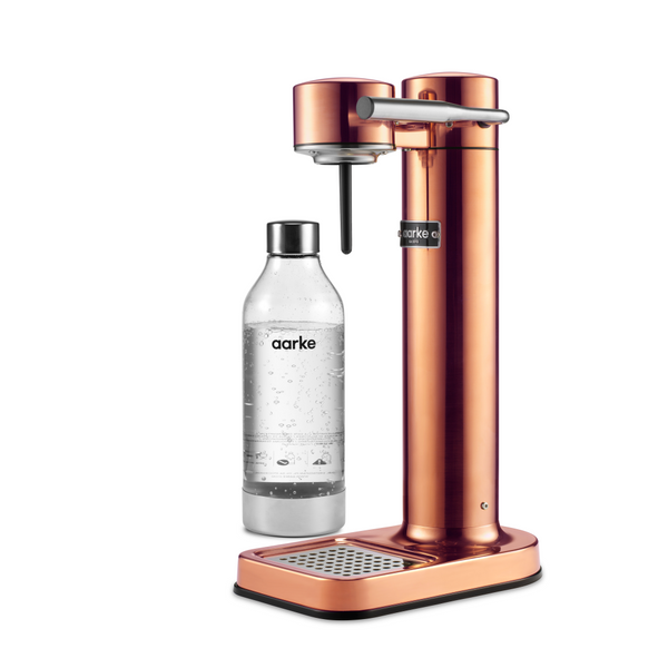 Aarke Stainless Steel Water Maker in Copper, Product Image