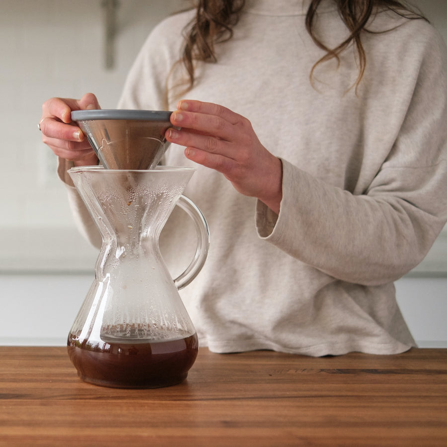 Able Kone Reusable Chemex Coffee Filter