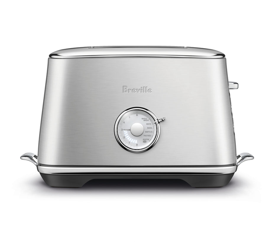 Breville The Toast Select Luxe Toaster, Stainless Steel