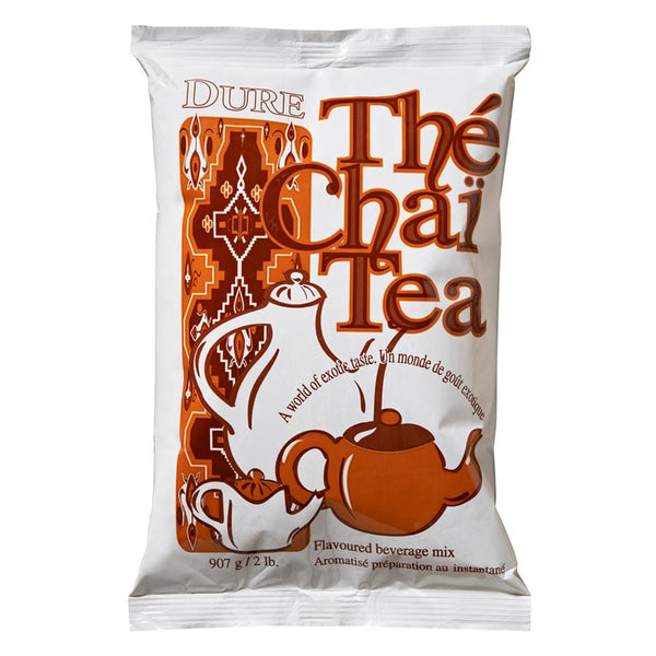 Dure Vending Powdered Chai Tea Latte, 2 lb bag