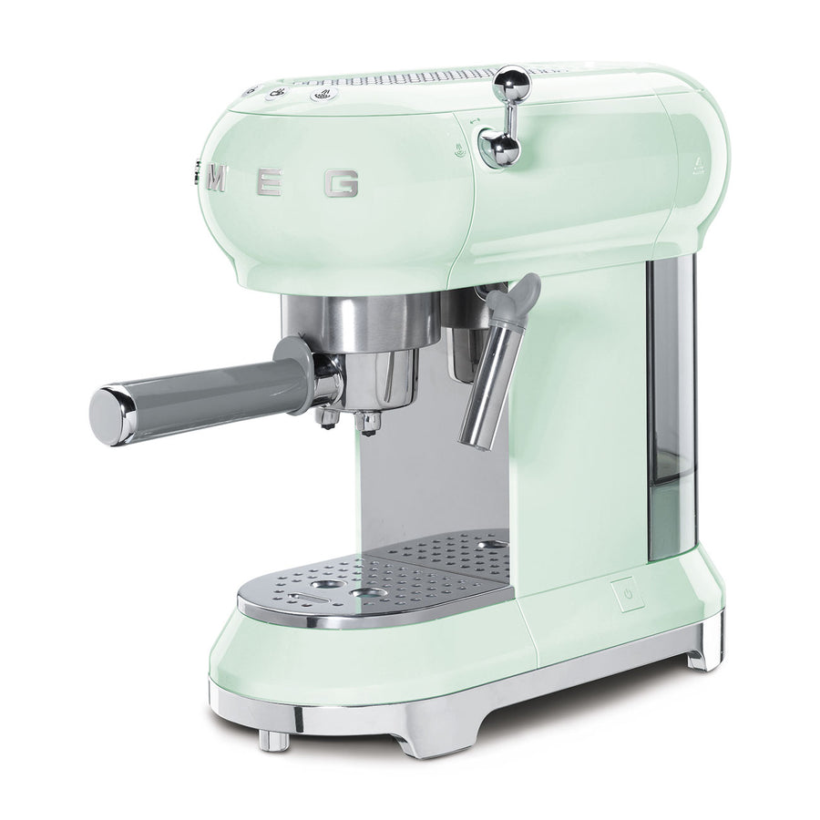 Smeg Espresso Machine - Green