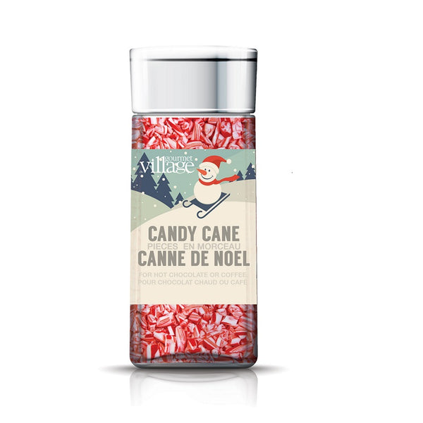 Gourmet du Village Candy Cane Bits Topping