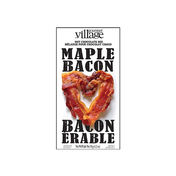 Gourmet du Village Maple Bacon Hot Chocolate Mix