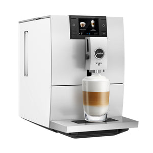 Jura ENA 8 Automatic Espresso Machine, Nordic White