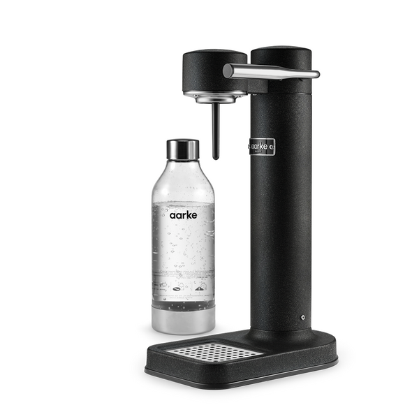 Aarke Sparkling Water Maker, Matte Black