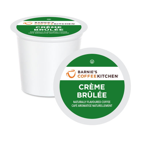 Barnie's Creme Brulee Single Serve Coffee 24 Pack