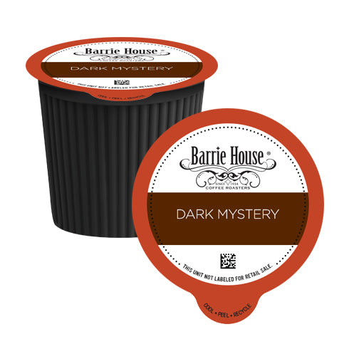 Barrie House Dark Mystery Single Serve Coffee 24 Pack