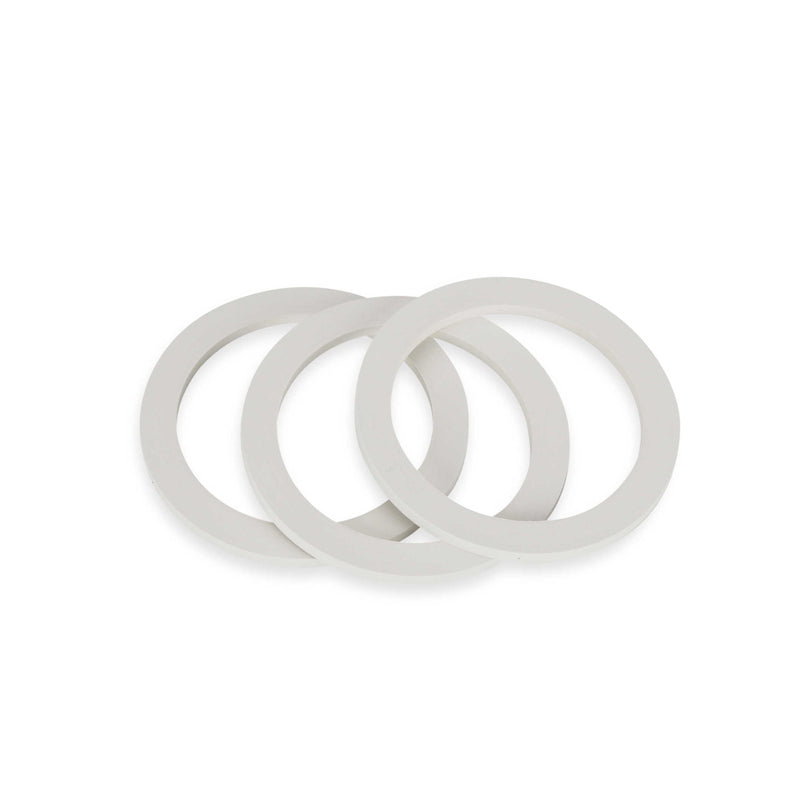 Bialetti Moka Express 9-Cup Replacement Gaskets, 3 Pack