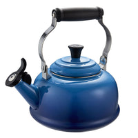 Le Creuset Stoneware Classic Whistling Kettle - Blueberry