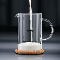 Bodum Latteo Manual Milk Frother, 8 oz.
