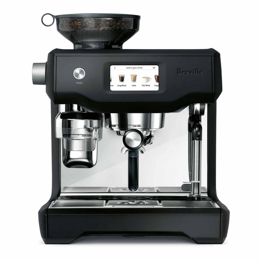 Breville Oracle Touch Espresso Machine, Black Truffle