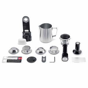 All Accessories included with the Breville The Infuser Espresso Machine in Stainless Steel