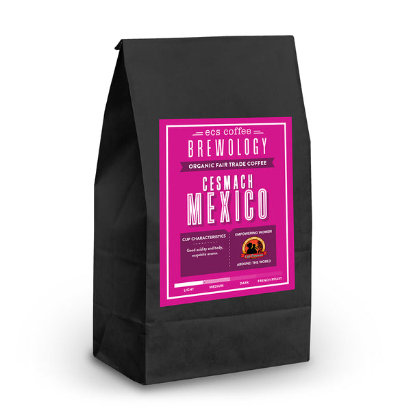 Mexico Cesmach FTO Whole Bean Coffee 1lb