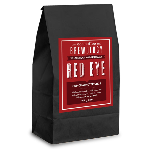 Brewology Red Eye Whole Bean Coffee 2lb