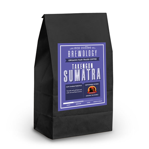 Sumatra Takengon FTO Whole Bean Coffee 1lb