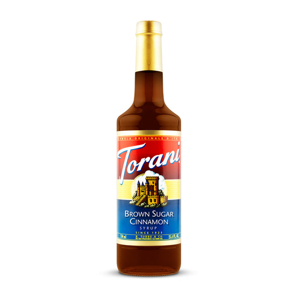 Torani Brown Sugar Cinnamon 750ml
