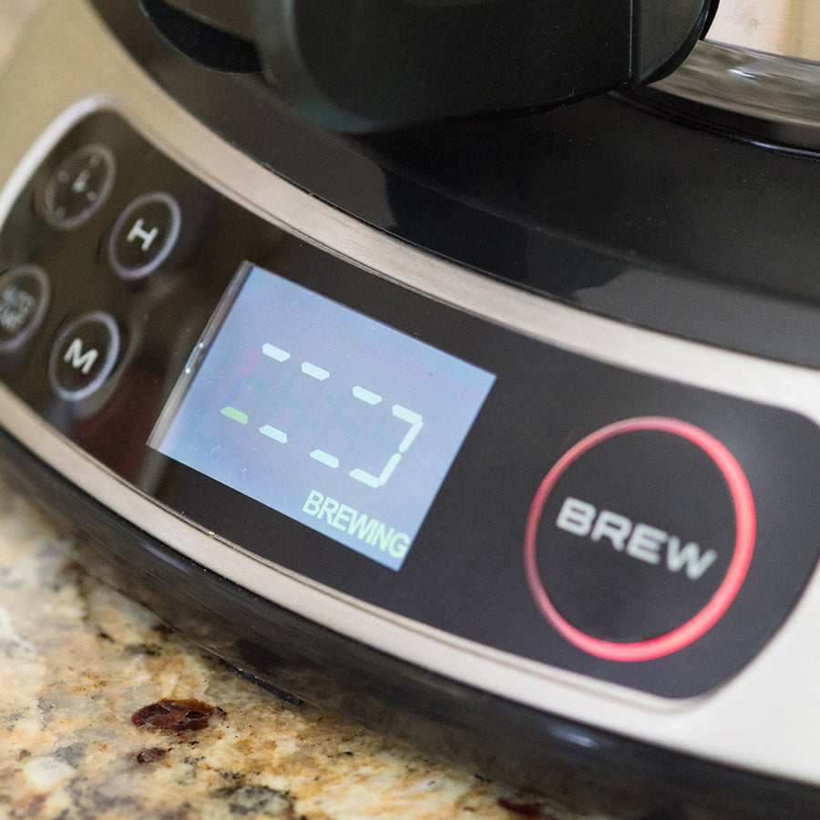 BUNN Heat N Brew 10 Cup Programmable Coffee Maker