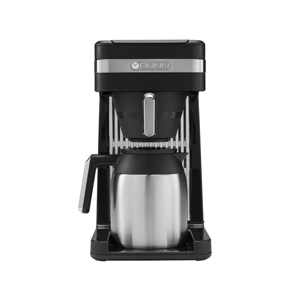 BUNN Speed Brew Coffee Maker, Platinum