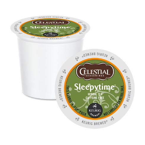 Celestial Seasonings Sleepytime Tea K-Cup Pods 24 Pack