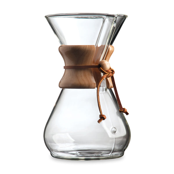 Chemex CM-10A Classic Series 10-Cup Coffeemaker