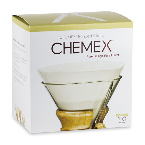 Chemex Bonded Filters FC-100 Pre-Folded Circles