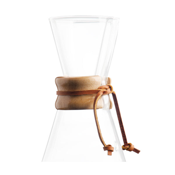 Chemex Wood Collar & Tie, Small