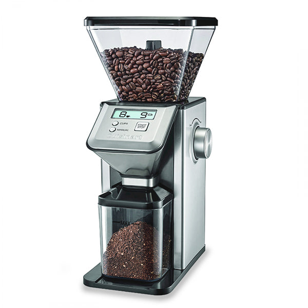 Cuisinart Deluxe Grind Conical Burr Mill Grinder