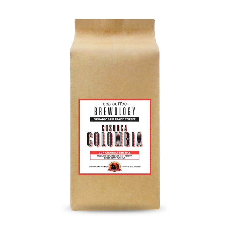 Colombia Cosurca FTO Whole Bean Green Coffee 1lb