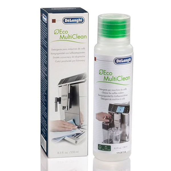 DeLonghi Eco MultiClean Coffee & Espresso Machine Cleaning Solution