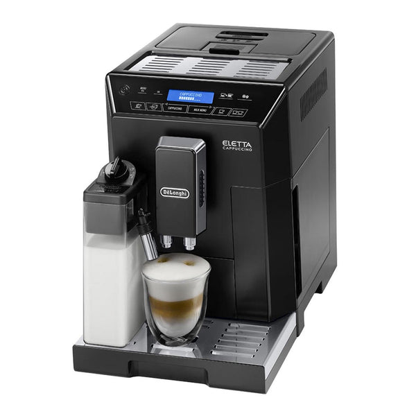DeLonghi Eletta Automatic Espresso Machine & Cappuccino Maker