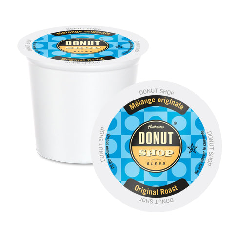 Donut Shop Original Medium Roast Single Serve Coffee 24 Pack