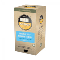 Reunion Island Authentic Donut Shop Blend Coffee Pods 16 Pack