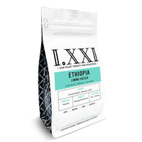 I.XXI Dark Roast Ethiopia Limma Kossa Whole Bean Coffee, 12 oz.