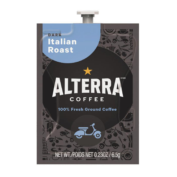 Alterra Italian Roast Coffee Flavia Freshpacks
