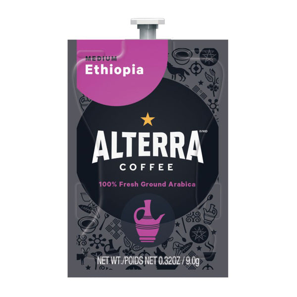 Alterra Ethiopia Coffee Flavia Freshpacks